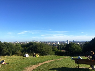 Parliament Hill, Hampstead Heath